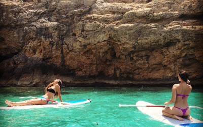 Excursiones de Paddle Surf Ibiza