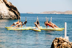 Trip Stand up paddle surf en ibiza