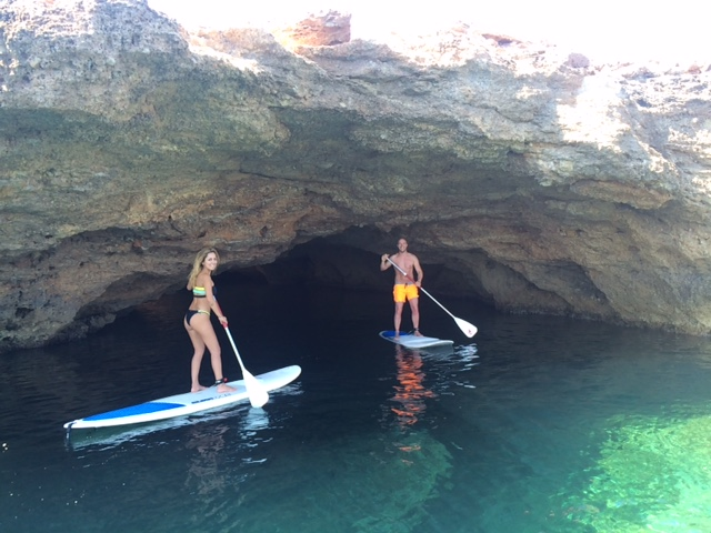 """PADDLE SURF"" The best romantic plan in Ibiza"