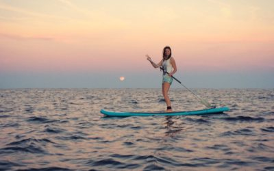 PADDLE SURF & FULL MOON